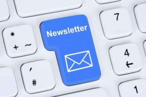 Newsletter senden im Internet fr Business Marketing Kampagne